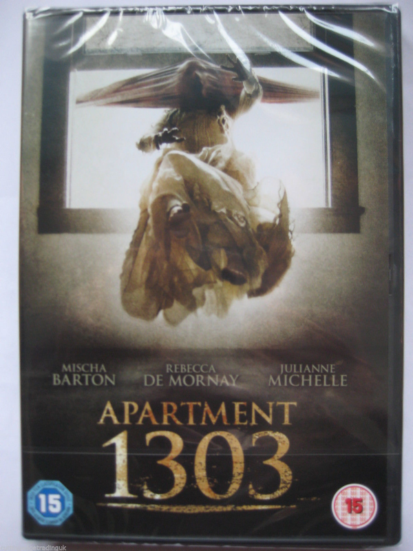 Apartment 1303 (DVD, 2013) NEW N SEALED